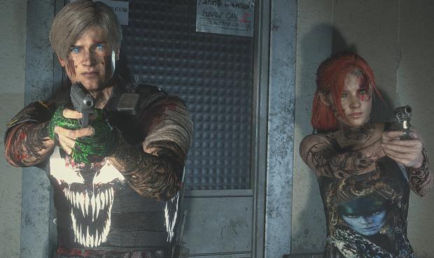 Resident Evil 2 Remake - Mods de Modelos Desnudos para Ada